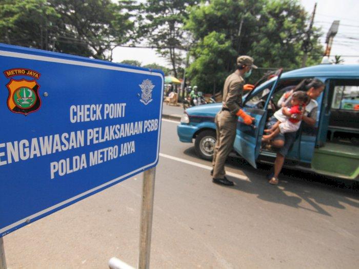 Pemprov DKI Jakarta Perpanjang PSBB Transisi hingga 8 November