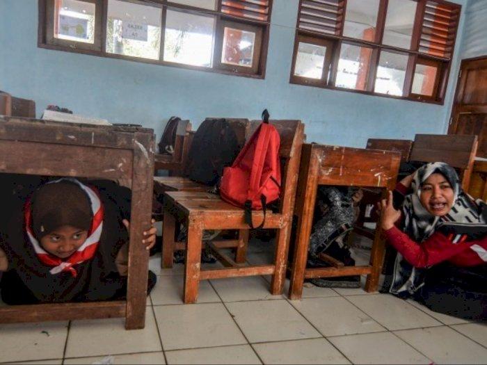 Gempa Pangandaran Dirasakan hingga Yogyakarta