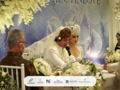 Sah! Kevin Aprilio Resmi Menikah dengan Vicy Melanie