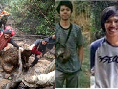Sedih! Kisah Ibu Susah Payah Mendaki Demi Kenang Setahun Kematian Anaknya di Gunung Dempo