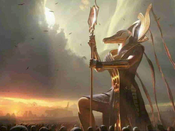 Sosok Dewa Buaya Mesir Kuno, Ciptakan Sungai Nil dari Keringatnya