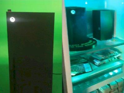 Microsoft Kirim Kulkas Berbentuk Xbox Series X ke Snoop Dogg di Hari Ultahnya
