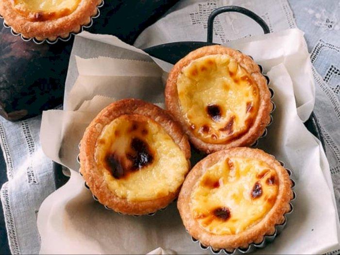 Resep Portuguese Egg Tart, Camilan Manis yang Creamy