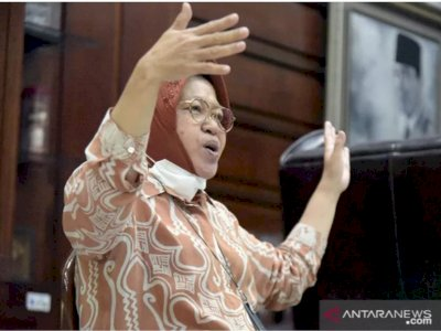 Memimpin 10 Tahun, Risma Klaim Sukses Ukir Surabaya di Peta Dunia: Alhamdulillah Terwujud