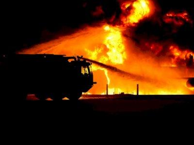 Pasaraya Manggarai Kebakaran, Sumber Api Diduga dari Panel Listrik Basement