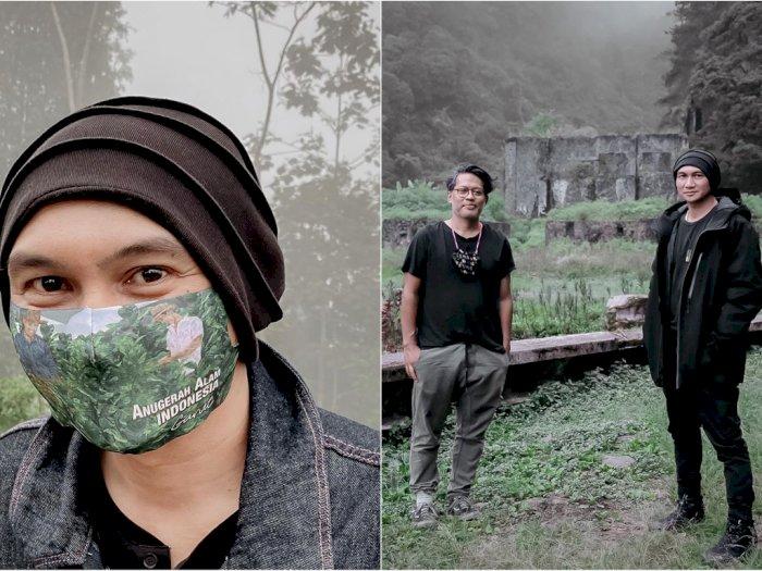 Ingin Kelola Kawasan Gunung Puntang, Anji Kena Protes Warga