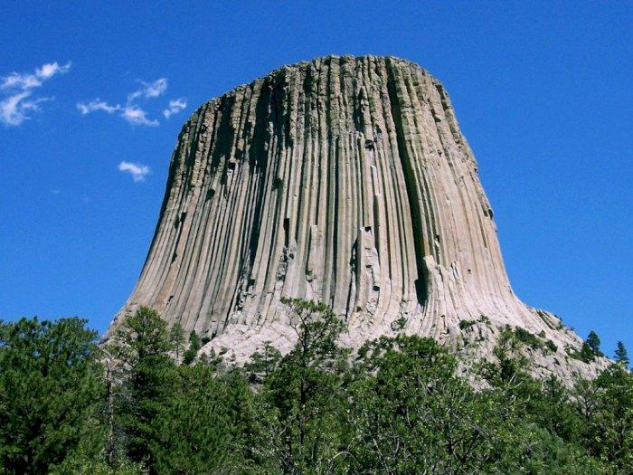 Legenda Menara Iblis, Situs Pertama Monumen Nasional AS