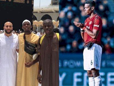 Anut Ajaran Islam, Paul Pogba: Agama Saya Adalah Agama yang Damai dan Harus Dihormati
