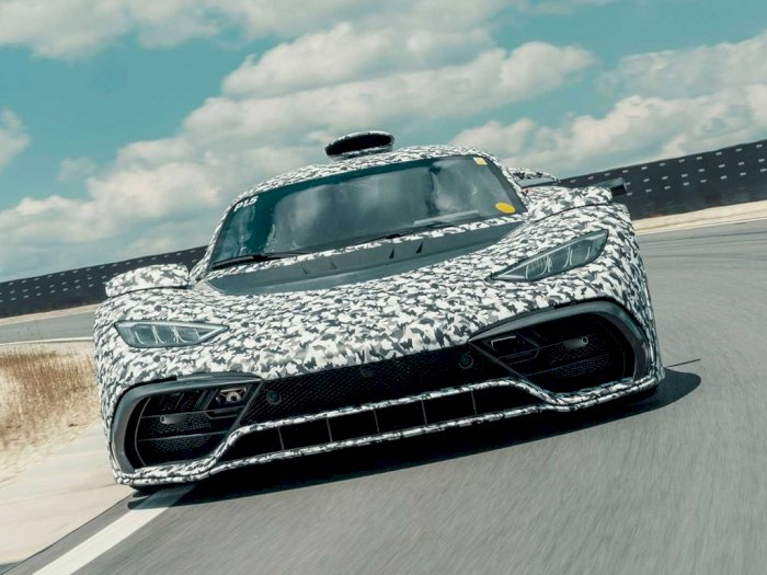 Mobil Mercedes-AMG One Versi Produksi Disebut Miliki Tenaga 1.200 HP!