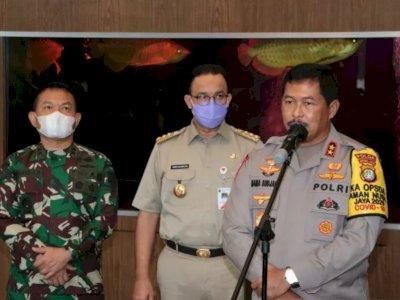 Polda Metro Jaya: Tersangka Ricuh Unjuk Rasa Bertambah Jadi 143 Orang