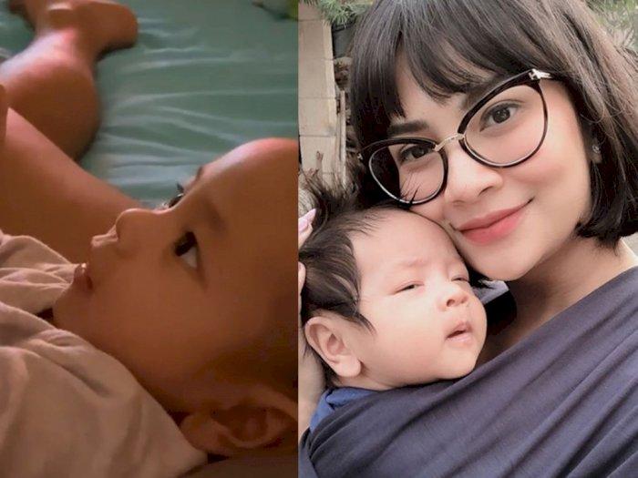 Terancam 6 Bulan Penjara, Vanessa Angel Unggah Video Bersama Anak, Berharap Tak Dipisahkan