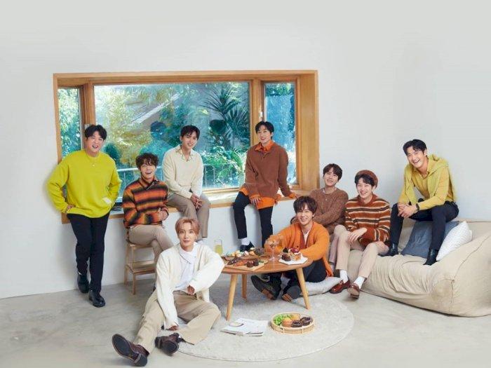 Super Junior Umumkan Comeback dengan Album ke-10, Ini Bocorannya
