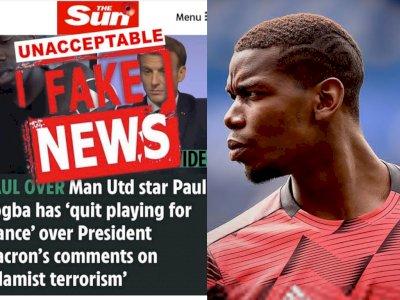 Paul Pogba Ngamuk usai Diberitakan Mundur dari Timnas Prancis: Anda Memalukan!