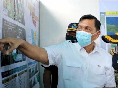 Luhut Sebut Indonesia Akan Optimalkan Pemanfaatan Sumber Daya 'Green Product'