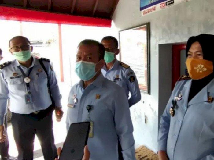 Astaga! 91 WBP Lapas di Bali Positif COVID-19, 7 di Antaranya Warga Asing, Semua Diisolasi