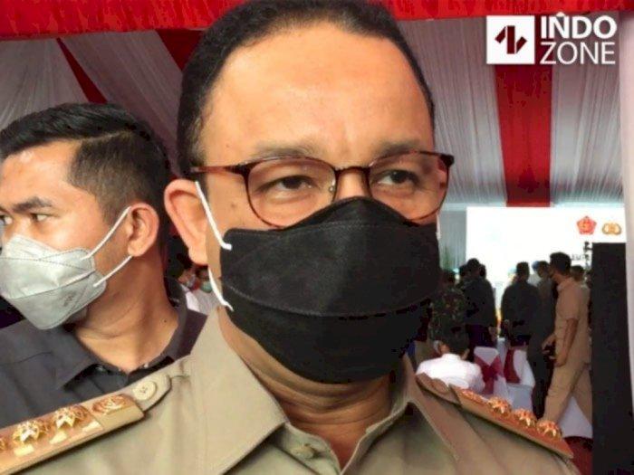 Libur Panjang, Anies Minta Jangan Copot Masker saat Kumpul Keluarga