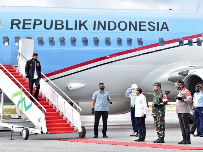 Datang ke Sumut, Presiden Jokowi akan Gunakan 30 RibuHa jadi Food Estate