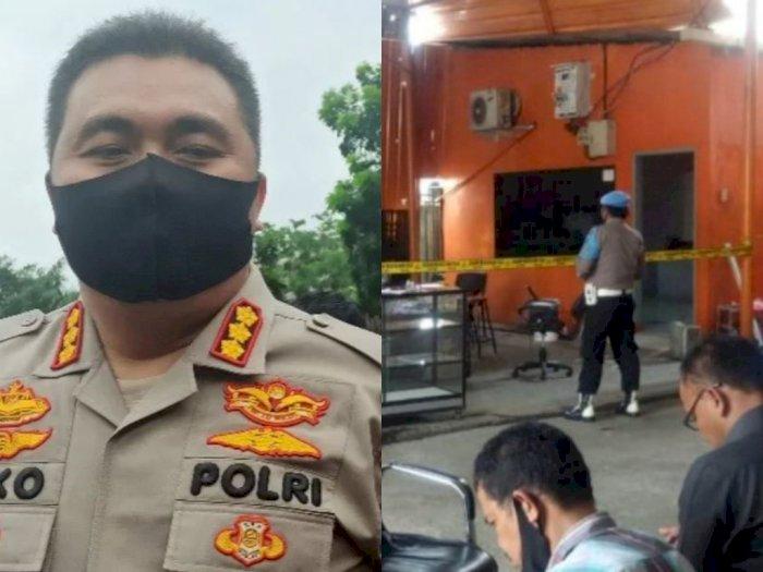 Berkelahi dengan Mantan Brimob, Oknum Polisi Tumbang, Pistol Dirampas dan Ditembak Balik