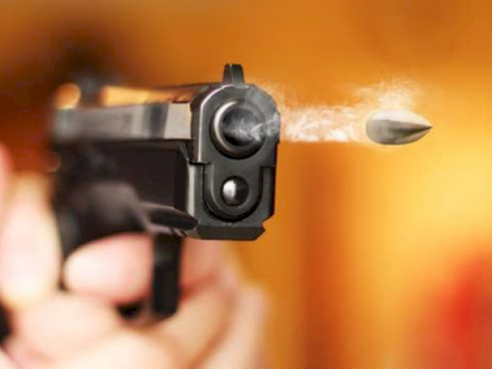 Tarik Menarik Senjata Api, Polisi Medan Barat Kena Peluru di Bagian Pinggang