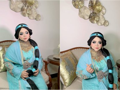 Dandan Cantik Ala Putri Jasmine, Kekeyi Sindir Mantan: Nyesel Nggak Putusin Aku?