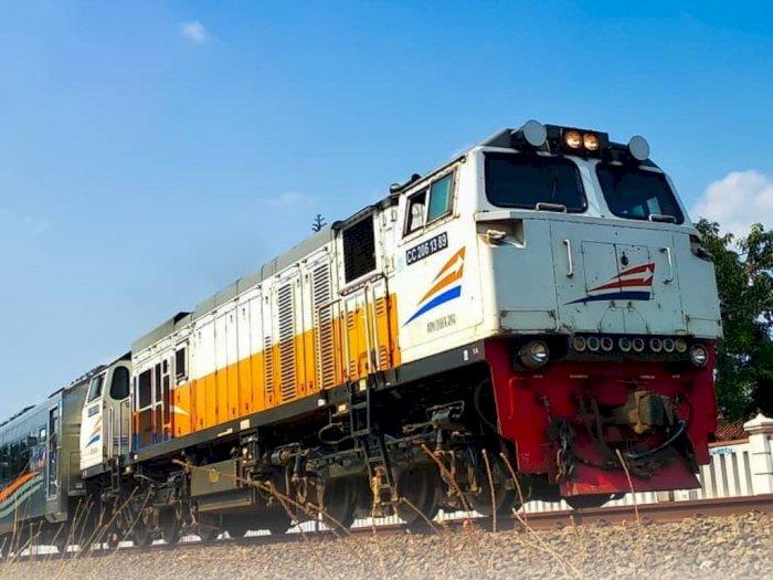 Jelang Libur Panjang, Penjualan Tiket Kereta Api dari Jakarta Capai 95%