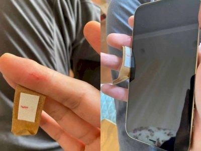 Sejumlah Pengguna iPhone 12 Alami Luka di Jari Karena Bodi yang Terlalu Tajam!