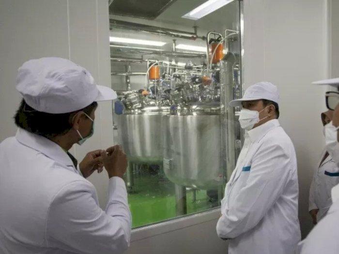 Kemristek Sebut 3 Perusahaan Swasta Produksi 1 Miliar Dosis Vaksin COVID-19