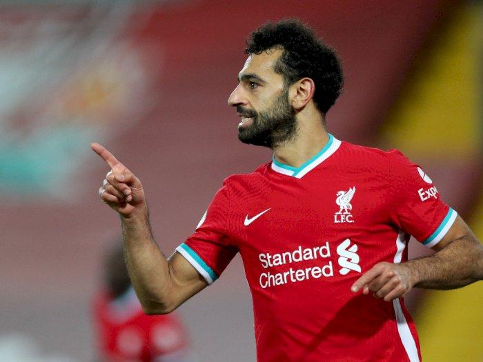 Pujian Henderson pada Mo Salah Jelang Laga Liga Champions Liverpool vs Midtjylland