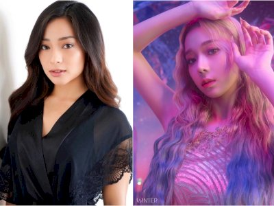 Gegara Member Baru Grup Idol SM Entertainment, Nikita Willy Jadi Trending Topic Twitter