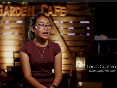 Sosok Laras Cynthia Pengusaha Kuliner Tersangkut Investasi Bodong 15 M, Ditangkap Polisi