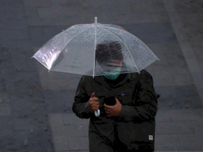 Kabar Cuaca: Sore Ini Jakarta Selatan akan Diguyur Hujan Disertai Petir dan Angin Kencang