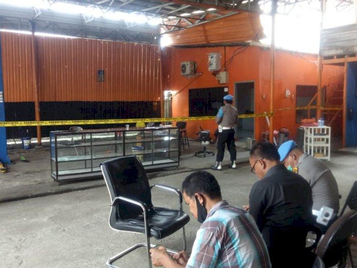 Masalah Utang Piutang, Eks Anggota Brimob Ini Tembak Dada Personel Polsekta Medan Barat