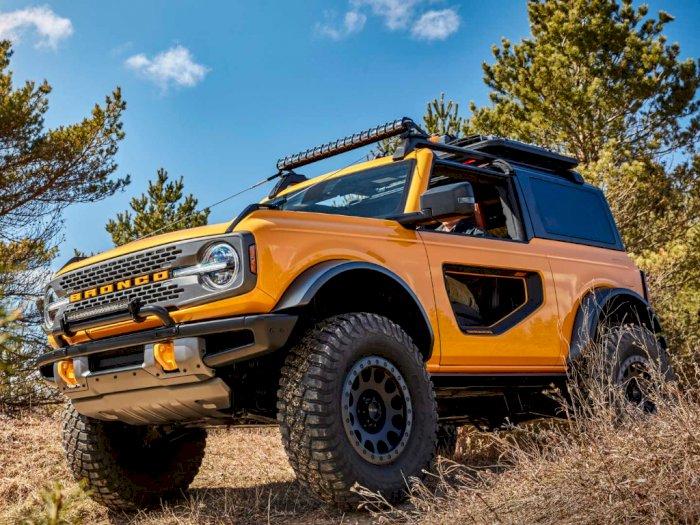 Ford: Terdapat 190.000 Unit Pesanan untuk Ford Bronco 2021 Terbaru!