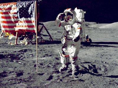 Temuan Baru, NASA Deteksi Keberadaan Air di Bulan