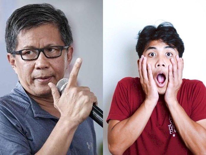 Rocky Gerung Sebut Bintang Emon Layak Jadi Asisten Moeldoko di KSP