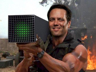 Bos Xbox Phil Spencer Tak Paksa Orang-Orang Beli Xbox Baru di Akhir Tahun Ini