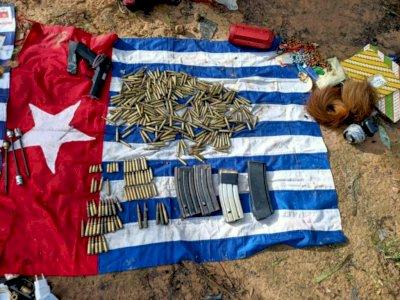 Selalu Meresahkan, Ini Sederet Aksi Kriminal KKB Pimpinan Sabinus Waker di Papua
