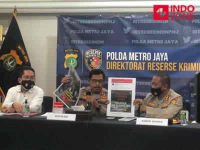 Kapolda Metro Jaya Sebut Anarko Sudah Tak Tonjolkan Identitas Saat Beraksi