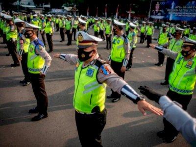 Polda Metro Jaya Kerahkan 2.999 Personel Amankan Jalannya Libur Panjang