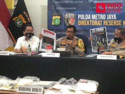 Kembangkan Penghasut Perusuh Demo Jakarta, Polisi Ciduk 6 Admin-Kreator WA Grup
