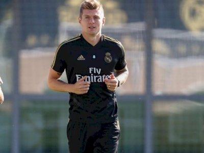 Dispekulasikan Pindah ke Jerman, Kroos: Saya Ingin Pensiun di Real Madrid