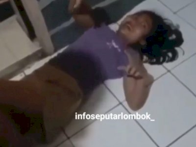 Video Owner Dapoer Emak Caca Pura-pura Kesurupan, Ditangkap Polisi Tipu Pemodal 15 Miliar