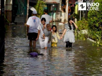 BPBD DKI Jakarta: Genangan Air di Semua Wilayah Sudah Surut
