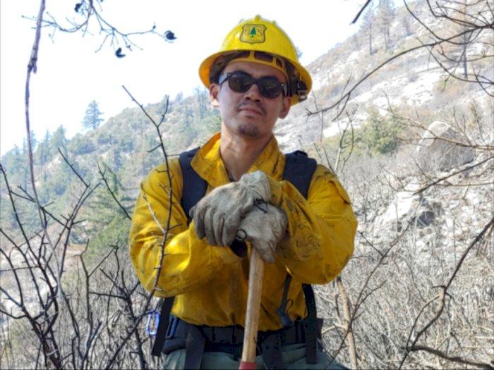 Ano, Pemadam Kebakaran AS asal Indonesia yang Berjuang Padamkan Api di Hutan