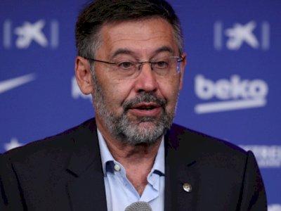 Mengejutkan, Presiden Barca Josep Bartomeu Mengundurkan Diri Usai Rentetan Hasil Buruk