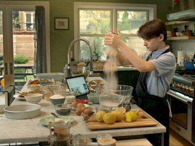 """Sinopsis """"Abe (2020)"""" - Kisah Seorang Anak dari Keluarga Setengah Palestina dan Israel"""