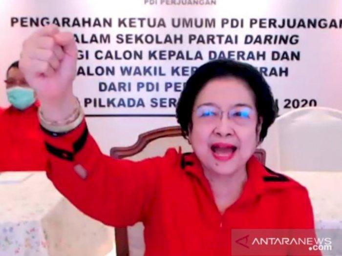 Wow! PDIP Hadiahi Megawati Soekarnoputri Kantor Baru, Gedungnya Bertingkat 5 di Lahan Luas