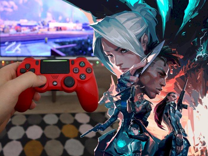 Rumor: Riot Games Bakal Hadirkan Dukungan Controller di Game Valorant!