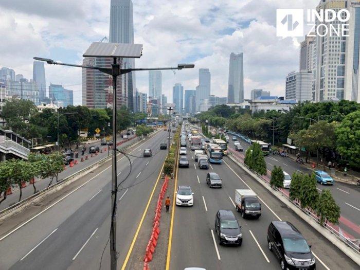 Ada Demo Omnibus Law di Jakarta Hari Ini, Simak Rekayasa Lalu Lintasnya
