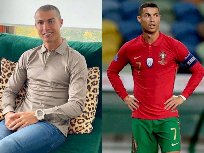Heboh! Dinyatakan Positif COVID-19 Walau Bugar, Cristiano Ronaldo: PCR Itu Omong Kosong